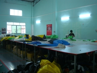 Sewing Production Line