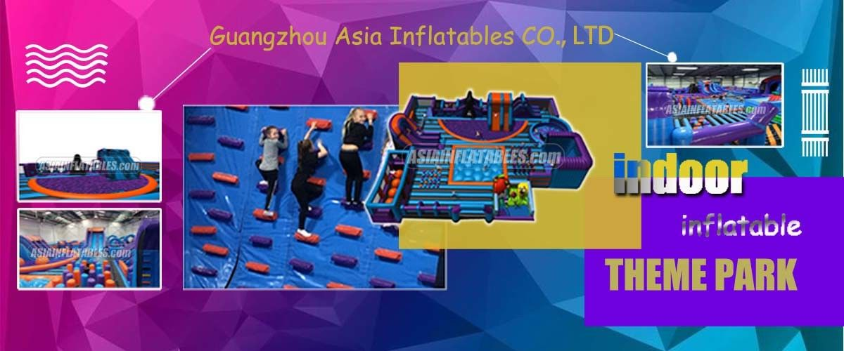 China best Inflatable Theme Park on sales