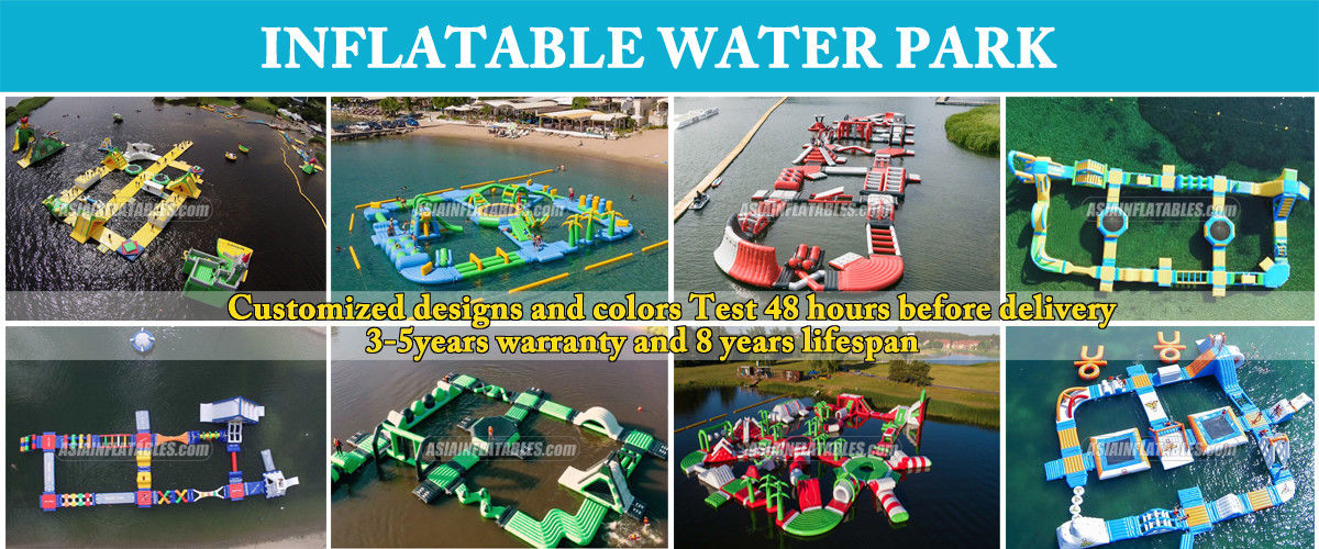 China best Inflatable Water Park on sales