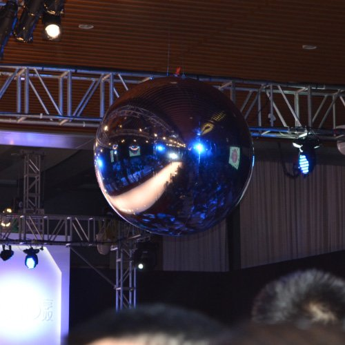 Fashion Show Inflatable Advertising Balloons With Reflect Effect for Decoration