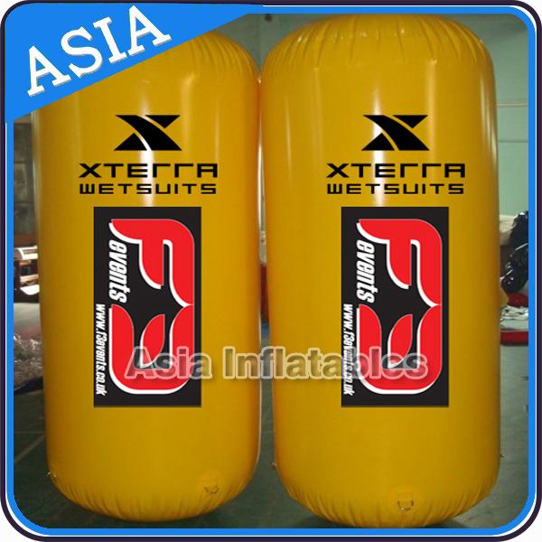 2015 Inflatable Marker Floating Buoy For Water Triathlons Advertising