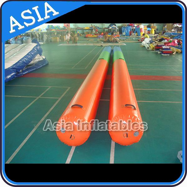 Swim Buoys Inflatable Buoy,Inflatable Cylinder Buoy For Land Or Sea Advertising