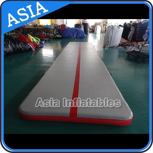 Sealed 10mL Gym Inflatable Tumble Air Mattress In Red and Gray