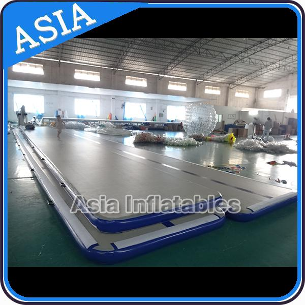 Dwf Material Custom Inflatable Gym Air Mat Used For Dancing