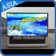 Led Outdoor Tv Advertising Inflatable Billboard , Tv Billboard Led Outdoor