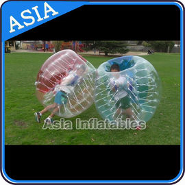 China 1.0 TPU Inflatable Bumper Ball , Inflatable sumo ball , Bubble soccer , Bubble football factory