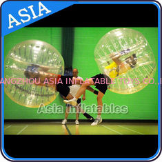 China CE standard Inflatable Bumper Ball / TPU bubble soccer / Football zorb / Knocker ball factory