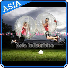 China 1.0mm PVC/TPU Soccer bubble , Recreational soccer , Wholesale ball pit balls , Loopy ball factory