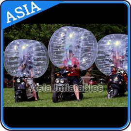 China Bubble Footballs , PVC and TPU Bumper Balls , Bubble Soccer ball , Human bubble football factory