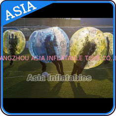 China Full color PVC , Inflatable Bumper Ball , adult bubble soccer 1.5m , body zorb , human bubble football factory