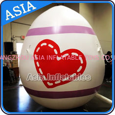 China Egg Shape Helium Balloon And Blimps Inflatable Easter Balloons Customized Large factory