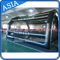 China 20 Inch Large Inflatable Tents Portable Batting Cages For Practice supplier