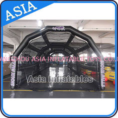 Durable PVC Baseball Inflatable Batting Cages Outdoor Inflatable Tent