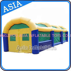 China Amazing Inflatable Event Tent Paintabll Field Inflatable Party Tent factory