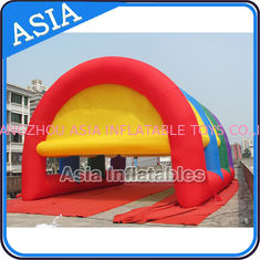 China Water Proof High Performace Inflatable Yard Tent For Interactive Games factory