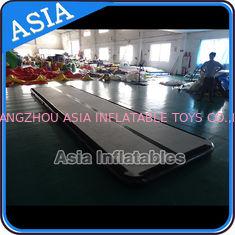China Jumping Inflatable Tumble Air Track Used Outdoor For Training factory