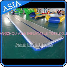 China Safety Airtight 20cm Gymnastic Inflatable Air Track For Tumbling factory