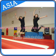 China Constant Blower Inflatable Air Gym Matress For Dancing And Training factory