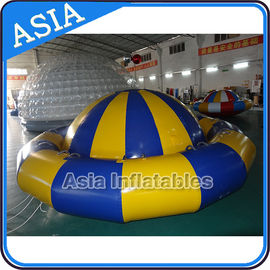 China 8 People Airtight Towable Inflatable Boats Water Equipment Fireproof For Sea factory