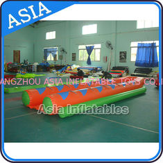 China Water Games Inflatable Boats Double Tubes Flying Fish Inflatable Banana Boat factory