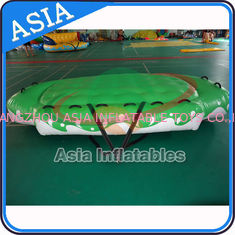 China 3.3m X 2.1m Digital Printing UFO Inflatable Water Boat Customized Color factory