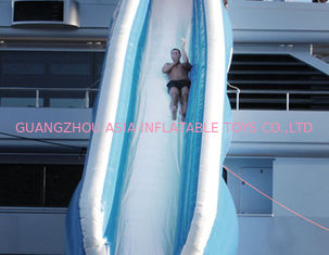 China Outdoor Inflatable Auqa Sports, Airtight Water Slide For Sale factory