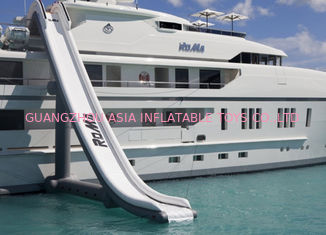China Customized Inflatable Water Sports, Inflatable Water Slide For Yacht Ship supplier