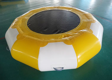 China Inflatable Water Bounce , Inflatable Water Park Entertainment Sports factory