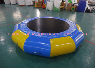 China Aquaglide Supertramp Water Trampoline Park , Inflatable Water Games factory