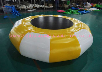 China Hot Sale Platinum Supertramp Water Trampoline ,  Inflatable Water Games factory