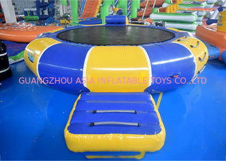 China China Inflatable Water Trampoline Water Sport Toys , Inflatable Water Games factory