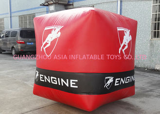 China Funny Inflatable buoy For Promotion , Inflatable Paintball Bunker On Sale factory