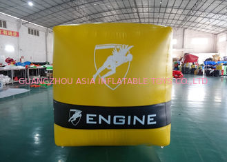 China PVC Tarpaulin Inflatable Water Buoys For Water Game , Inflatable Floating Marker factory
