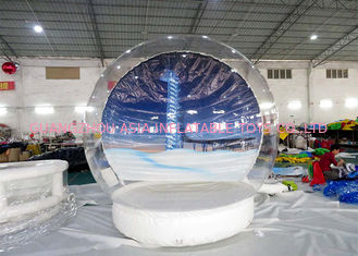 China Take Photos Inflatable Snow Globes for sale factory