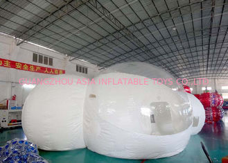 China OEM PVC Inflatable Camping Bubble Tent Lodge for Wholesale factory