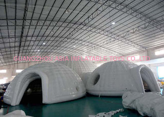 China Modern Outside Inflatable Event Tent With Digital Printing And Laminating factory