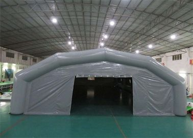 Custom 21m Big Airtight Inflatable Event Tent / Waterproof Outdoor Marquee Tent