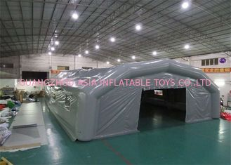 China Customized 21m Big Airtight Inflatable Event Tent / Outdoor Marquee Waterproof factory