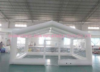 China Durable Transparent Inflatable Event Tent / Blow Up Camping Tent factory