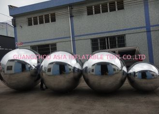 China Hanging Helium Balloon And Blimps Inflatable Mirror Balloon For Decoration factory