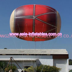 giant advertising inflatable helium drum balloon