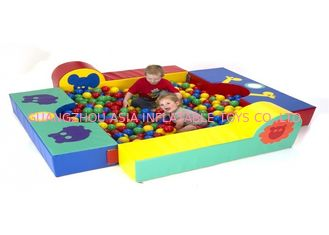 China Eco - Friendly Inflatable Sports Games , Children Sponge Foam Climbing Toys factory