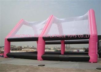 China Damp Proof Paintball Arena Inflatable Event Tent For Promotion factory
