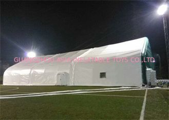 China Paintball Sports Customized Inflatable Garden Tent With 1 Year Warranty factory