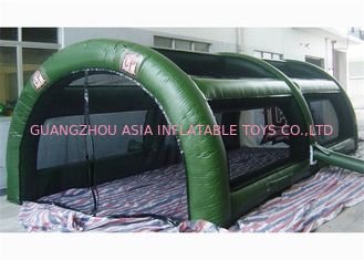 China CE Approved Inflatable Paintball Tent Re - Usability Inflatable Air Tent factory