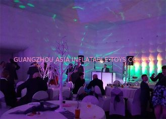 Inflatable cube lawn tent for party/wedding/show traded event