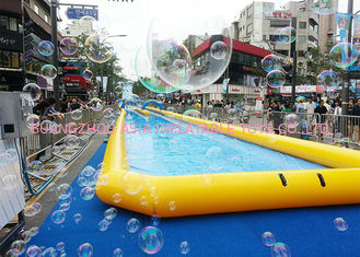 China Crazy Summer Water Games Large Slip and Slide With 3 Years Warranty factory