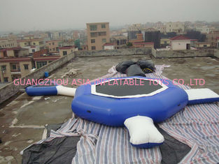 China Aquaglide Inversible Water Bouncer Lounge , Inflatable Water Games Factory factory