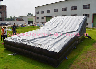 China Freedrop BMX Inflatable Airbag , Blow Up Jump Air Mattress For Stunt factory