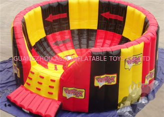 China Inflatable Vortex Competition Game With IPS System Non Toxic 3 Years Warranty factory